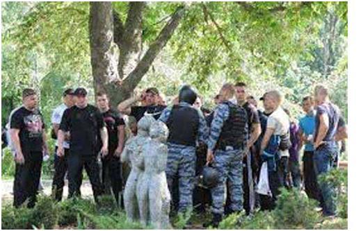 Бандыты ва Ўкраіне 1